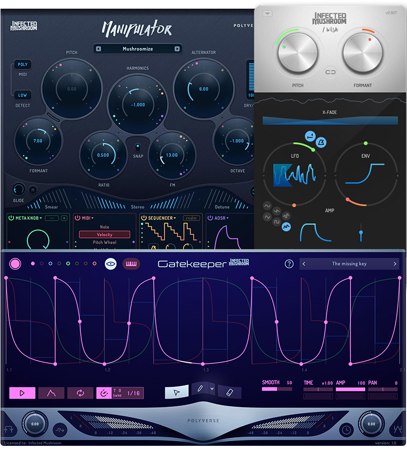 Polyverse IWish & Manipulator Bundle DOWNLOAD WIN/MAC